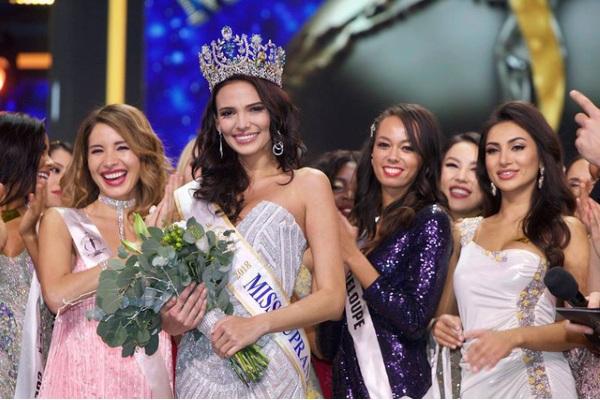 Người đẹp Puerto Rico đăng quang Hoa hậu Siêu quốc gia