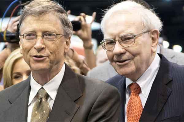 Học cách tiết kiệm tiền từ những người giàu nhất thế giới