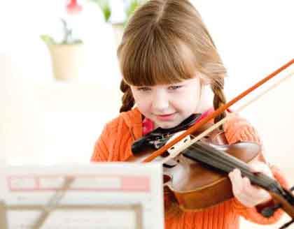 Lợi ích khi cho bé học nhạc