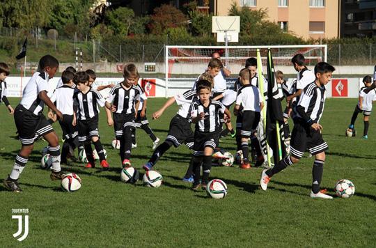 Juventus chính thức mở học viện tại Việt Nam, tuyển sinh trên cả nước
