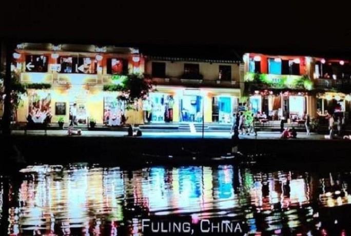 Quảng Nam yêu cầu xử lý phim Mỹ ghi chú thích Hội An là của Trung Quốc