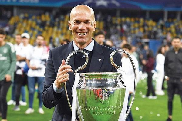 Hồi ký Zidane sẽ được phát hành tại Việt Nam