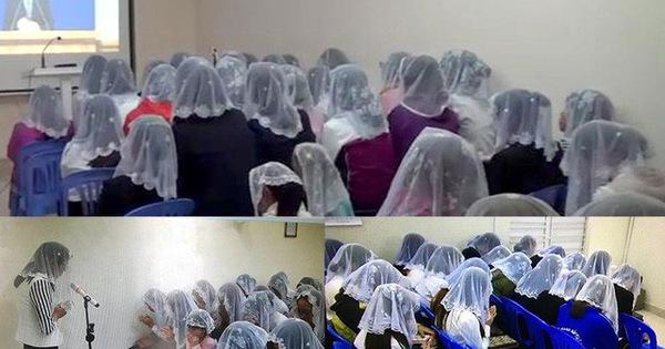 Nhà trường ra sức bảo vệ học sinh trước hội thánh Đức chúa trời Mẹ