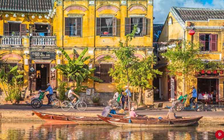 Hội An lọt top những thành phố châu Á tuyệt vời nhất