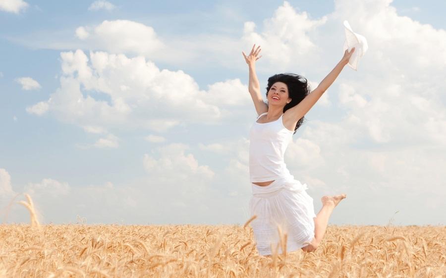 Thói quen tốt giúp phái nữ hạnh phúc