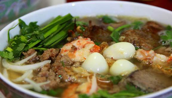 Những quán hủ tiếu ngon nức tiếng Sài Gòn