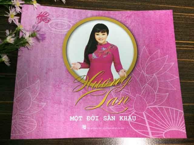 Ra mắt sách ảnh Hương Lan - Một đời sân khấu