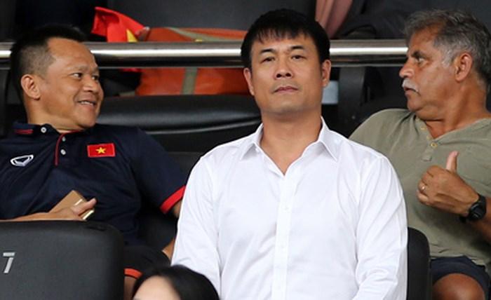 Chủ tịch Nguyễn Hữu Thắng tin vào khả năng trụ hạng của CLB TP.HCM