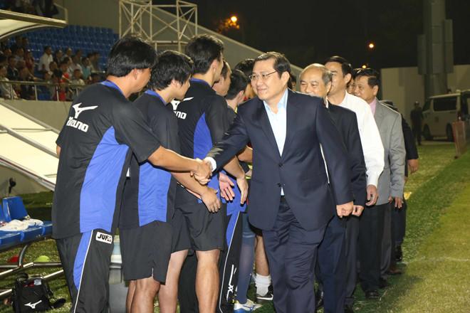 Đà Nẵng có thể tổ chức tiếp giải U.21 quốc tế 2 năm nữa