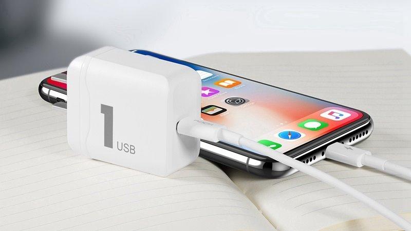 iPhone 2018 sẽ có tặng kèm bộ sạc nhanh 18W theo máy