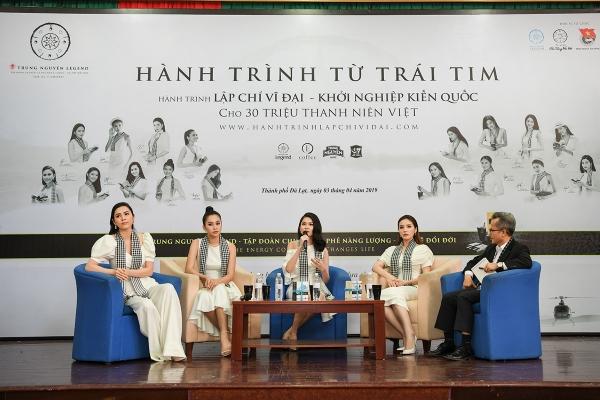"""Á hậu Thùy Dung: """"Trao tặng sách là đầu tư vào tri thức, tương lai"""""""