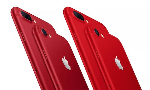 Apple tiếp tục chinh phục khách hàng với iPhone 8 màu đỏ