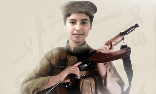 Con trai thủ lĩnh IS bị tiêu diệt