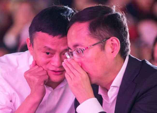 Đây là người sẽ thay thế Jack Ma tại Alibaba