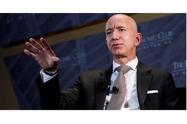 Giữa đại dịch Covid-19, Jeff Bezos vẫn kiếm được 13 tỉ USD một ngày