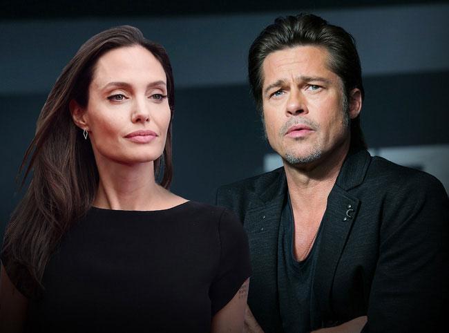 Angelina Jolie cáo buộc chồng cũ không trợ cấp nuôi con