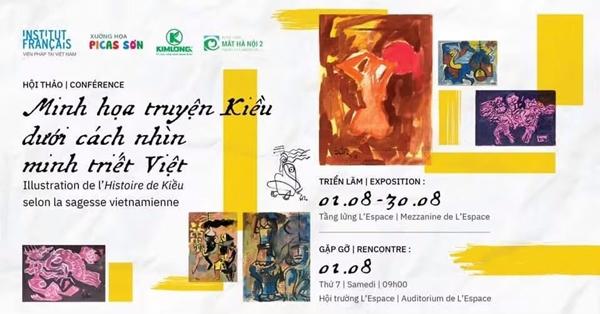 Minh họa Truyện Kiều dưới cái nhìn minh triết Việt