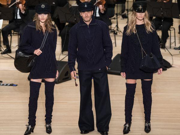 Ra mắt bộ sưu tập Chớm thu 2018 của Chanel