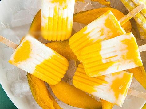 Cách làm kem sinh tố xoài cực ngon