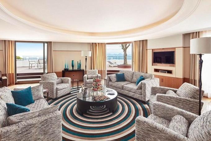 Những căn phòng khách sạn đắt nhất thế giới
