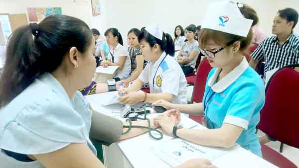 Người bệnh hưởng 100% chi phí khám chữa bệnh sau 5 năm tham gia BHTY