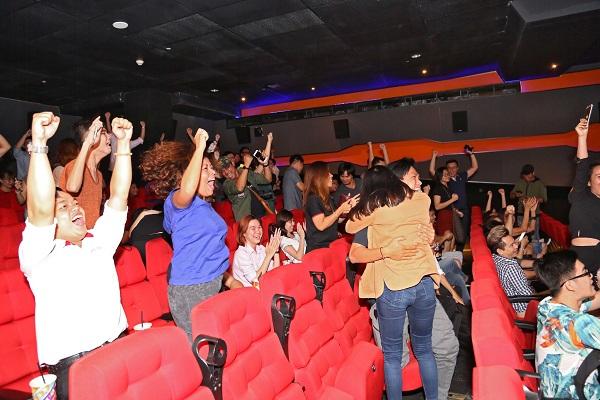 Xem miễn phí trận chung kết Việt Nam - Uzbekistan tại các cụm rạp BHD