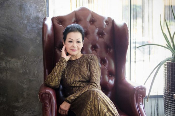 Về nước tổ chức liveshow, Khánh Ly xóa tan tin đồn qua đời