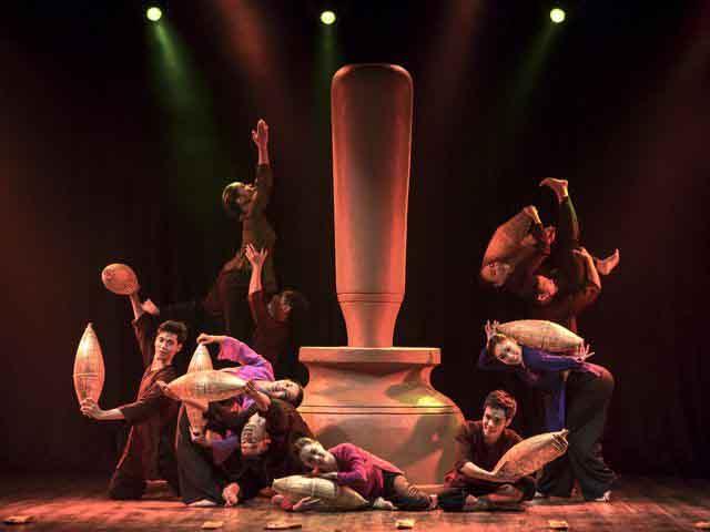 Lễ hội múa đương đại quốc tế: Múa Việt tỏa sáng