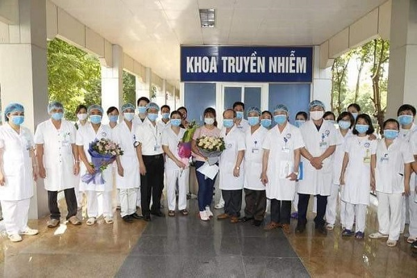 2 bệnh nhân COVID-19 tại Ninh Bình được công bố khỏi bệnh