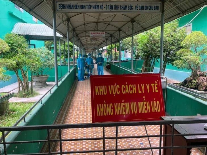Thêm 18 người mắc COVID-19: 15 ca ở Đà Nẵng, 1 ca người Trung Quốc nhập cảnh trái phép