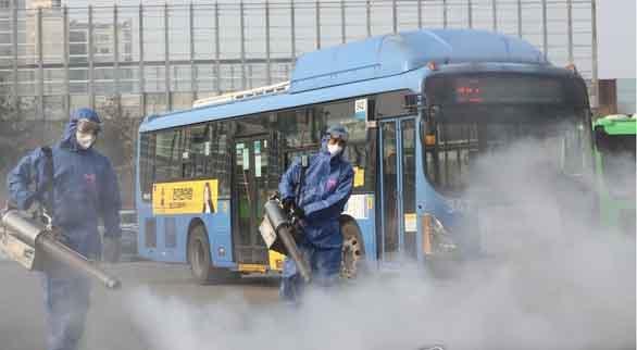 Dịch bệnh Corona: Hàn Quốc tiếp tục tăng các ca nhiễm, Trung Quốc cũng không khá hơn