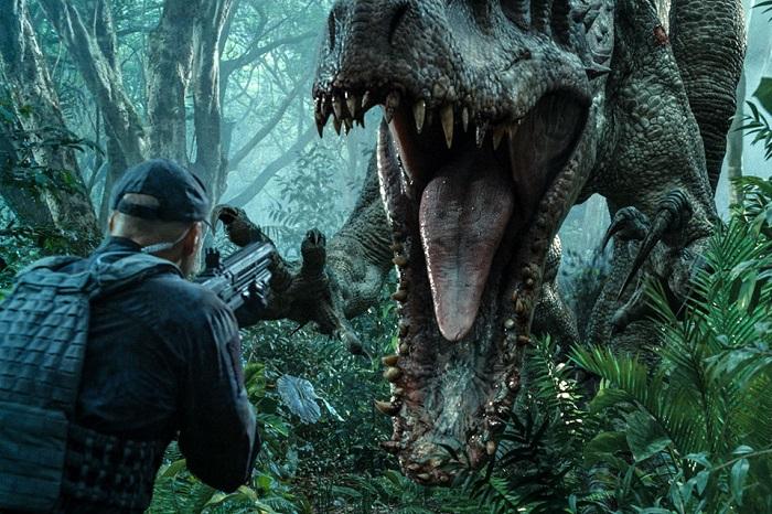 Những cái chết đau đớn và ám ảnh của loạt phim 'Thế giới khủng long'