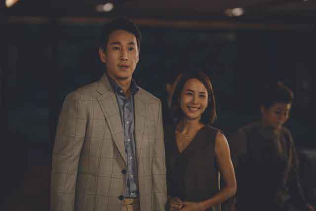 Điều gì trong 'Parasite' đưa Hàn Quốc giành giải Cành cọ vàng 2019?