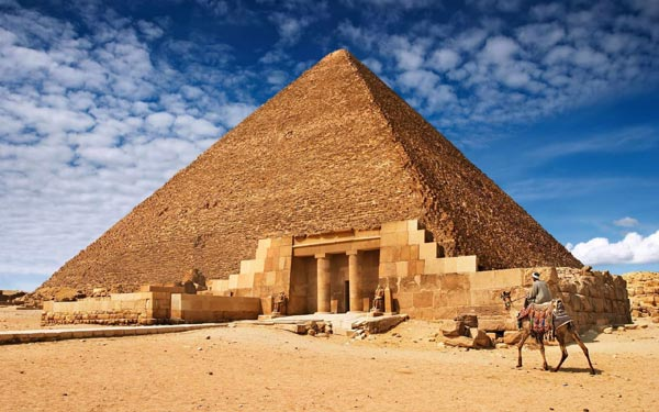 Một số kinh nghiệm khi khám phá kim tự tháp