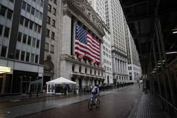 Kinh tế Mỹ bước vào suy thoái do ảnh hưởng bởi COVID-19