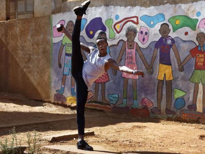 Ballet quốc tế đón nhận thành viên mới từ khu ổ chuột
