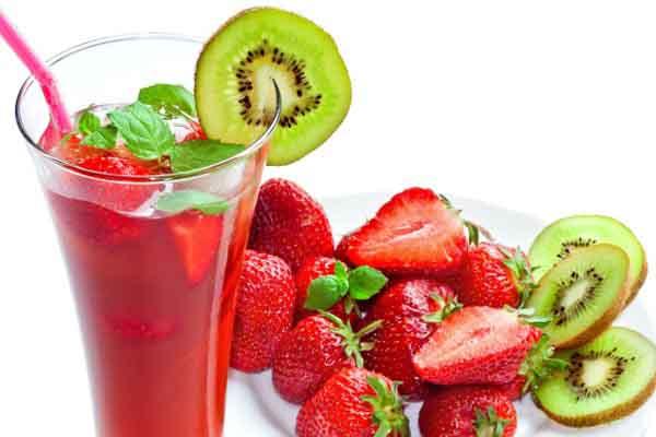 Những ly nước ép cực tốt cho sức khỏe