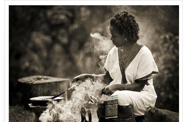 Kỳ 8: Nghi lễ cà phê của người Ethiopia