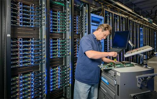 Google, Facebook đang lưu trữ dữ liệu thế nào