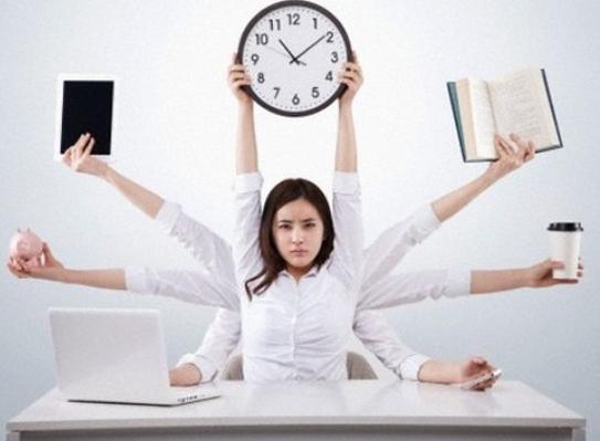 Phụ nữ làm thêm quá 5 giờ 1 ngày có thể bị tiểu đường