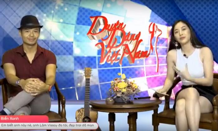 Duyên Dáng Việt Nam | Giao lưu với Ca sĩ, diễn viên Lâm Vissay và MC, diễn viên Mai Thanh Hà