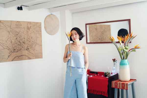 Trang phục linen chinh phục phái đẹp trong tiết trời nắng nóng