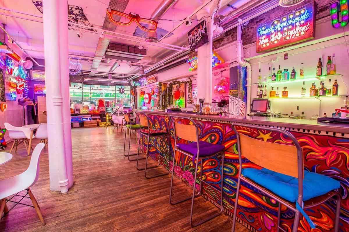 London: Những góc phố độc đáo, đầy màu sắc
