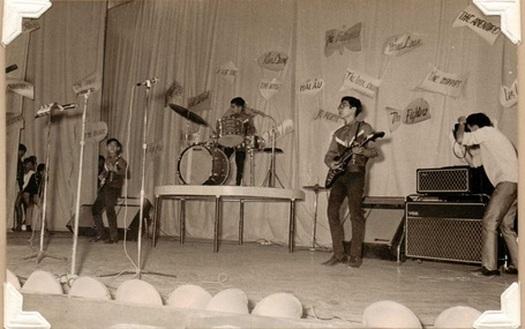 Kỳ 34: Một thời nhạc trẻ - Trường Kỳ