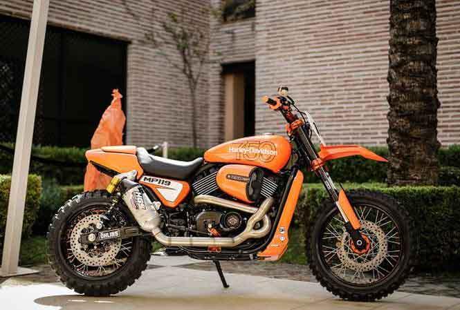 Top 5 môtô địa hình đắt đỏ nhất thế giới
