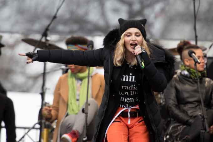 Đâu là lí do Madonna luôn trẻ trung ở tuổi sáu mươi?