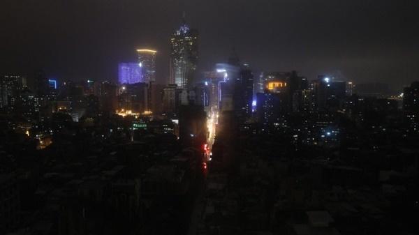 Bão Mangkhut khiến 20 nghìn ngôi nhà ở Macau mất điện