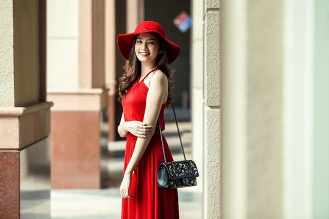 Soi cá tính qua sắc màu trang phục