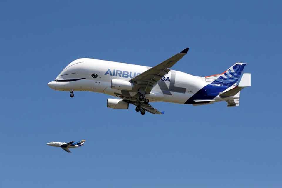 Đây có phải là phiên bản máy bay độc nhất của Airbus?