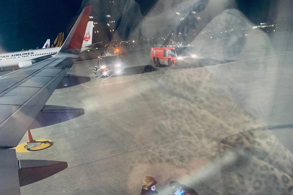 Máy bay Vietjet bị sự cố, hạ cánh khẩn cấp ở Đài Loan đêm Noel